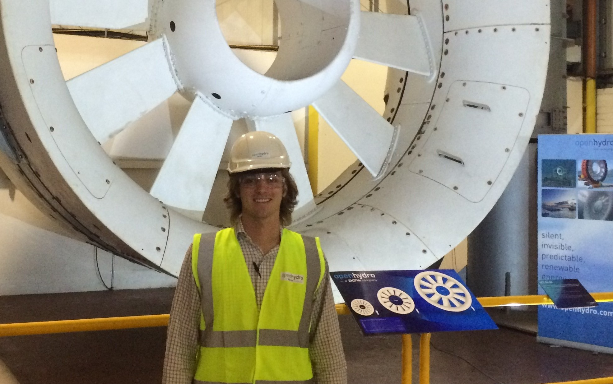 McMillin Visits Tidal Energy Pilot Projects in Ireland and Scotland