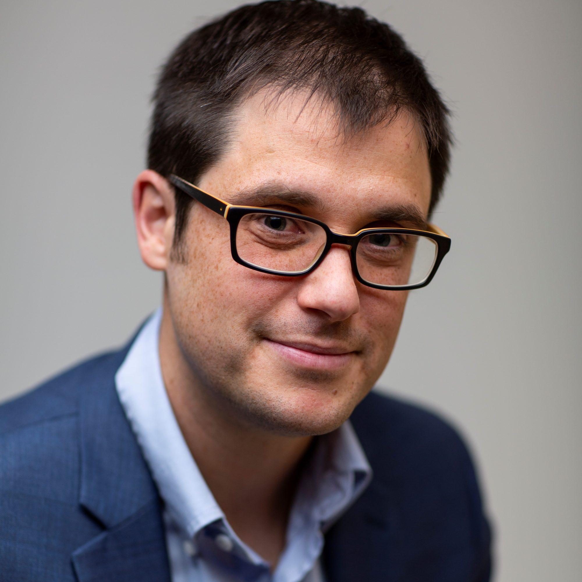 P. Joshua Griffin, Ph.D., M.Div.